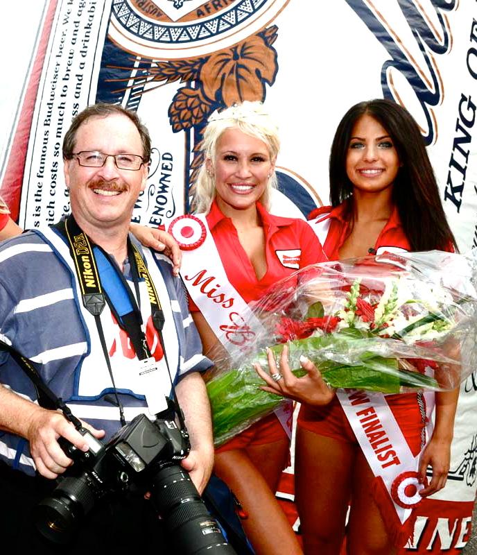 Theresa Longo Wins Miss Budweiser Honda Indy