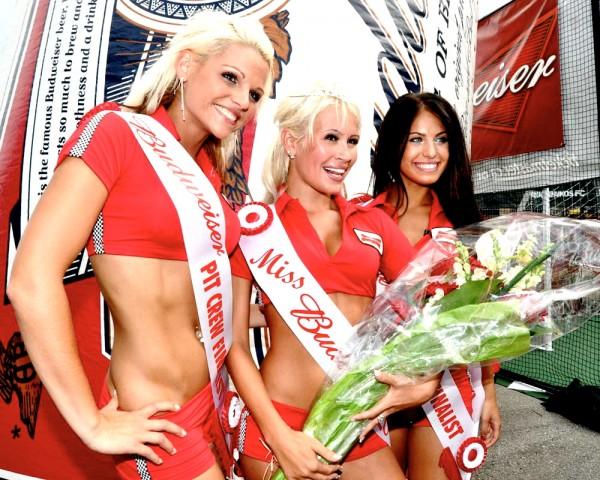 Theresa Wins Miss Budweiser Honda Indy