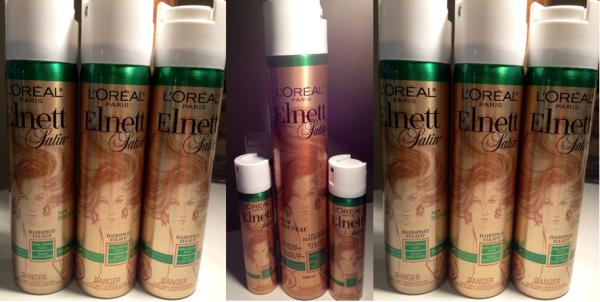 Elnett-Unscented