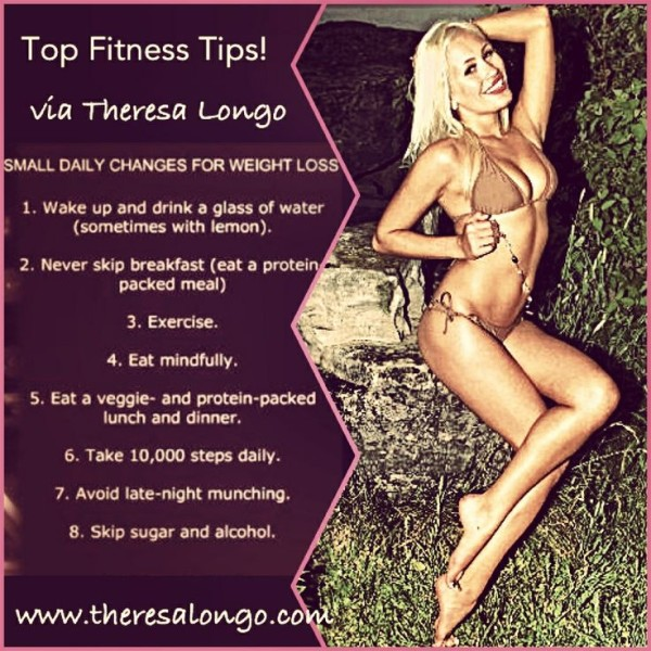 Fitness-Theresa-Longo