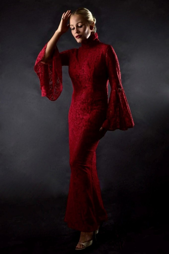 red-haute-couture