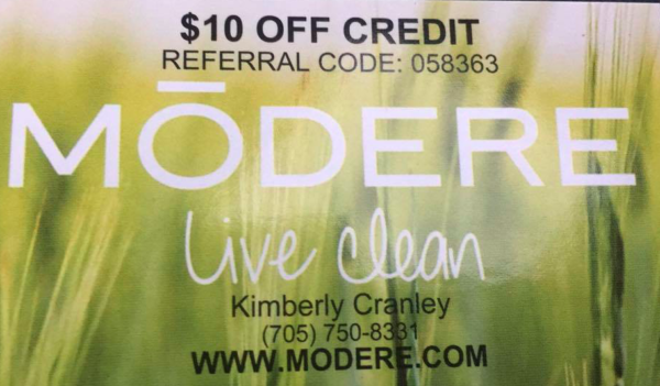 Modere-Live-Clean