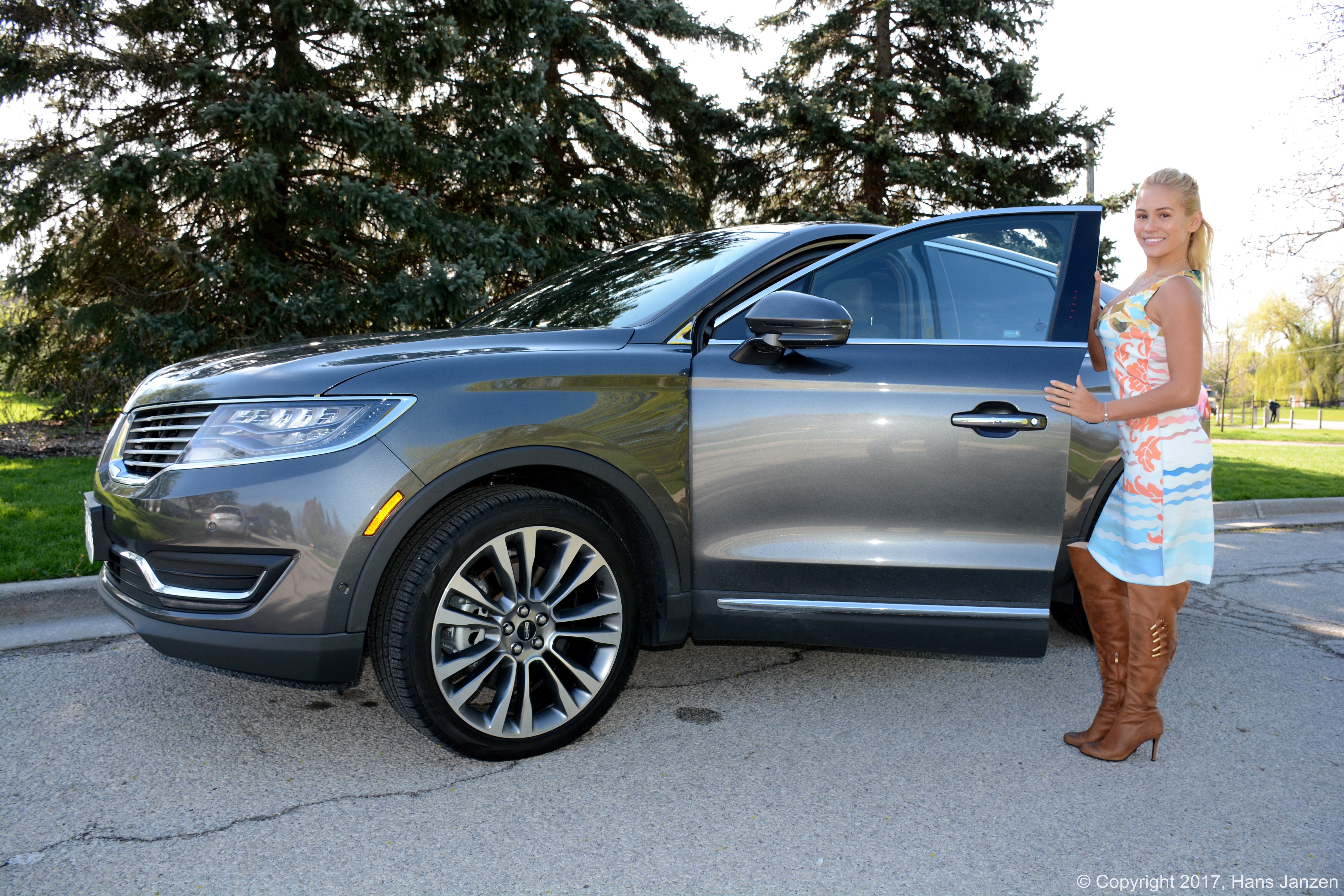 Lincoln MKX 2017 Consumer Review