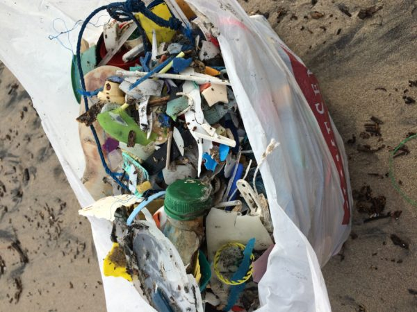 Pick Up Plastic