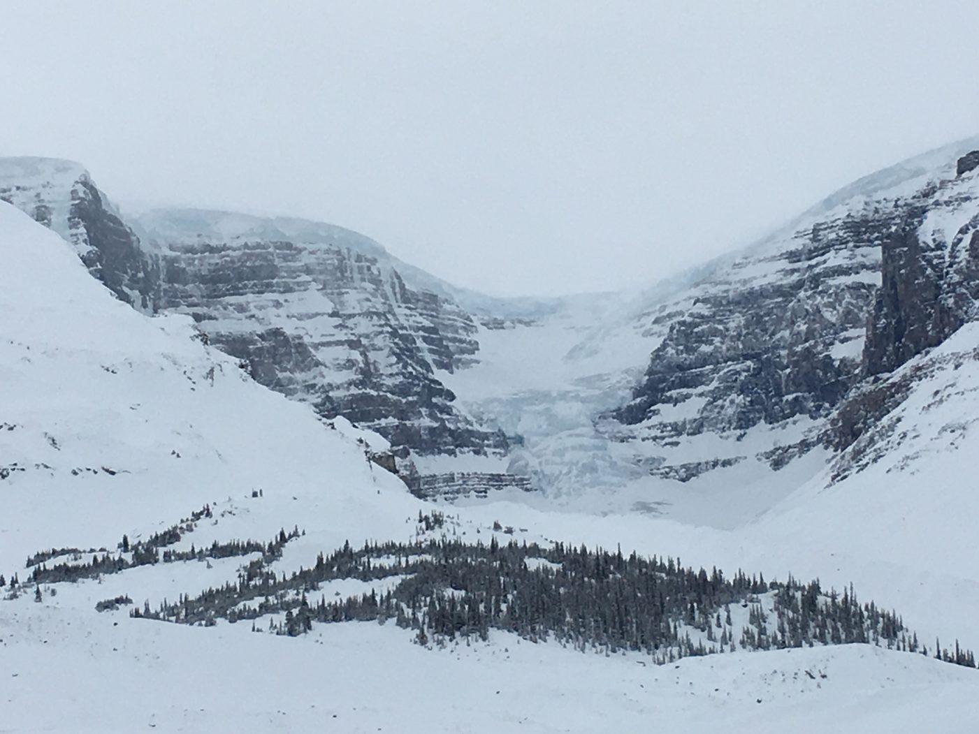 Canadian-Glacier