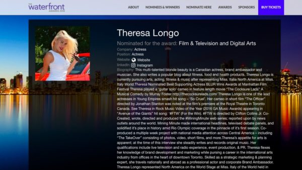 Photo-Showing-Actress-Theresa-Longo